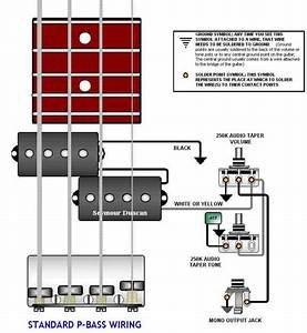 I Need A Wiring Diagrams For Yamaha Guitars Basses Rbx 765a