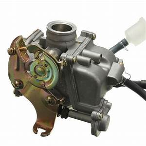 50cc Scooter Carburetor Moped Carb For 4