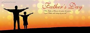 Happy Fathers Day Facebook Cover Photo