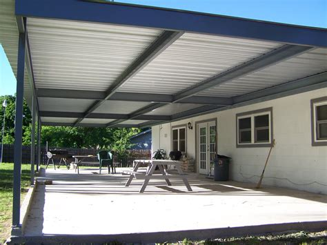 exactly what are the advantages of patio metal awning