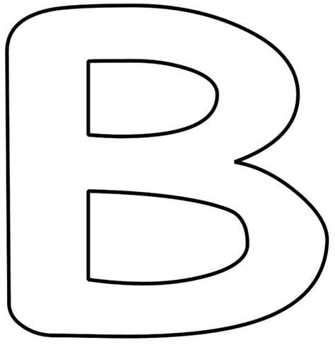 b in bubble letters free printable letters alphabet 20538   Bubble Letter B 1