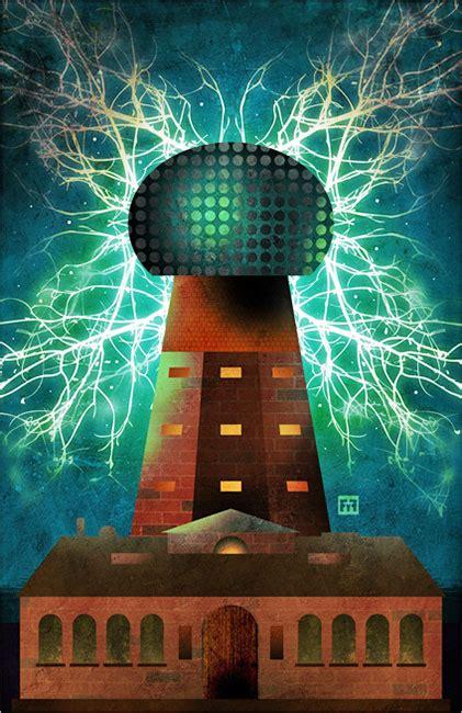 el misterio de la torre wardenclyffe