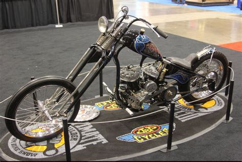 Ultimate Builder Custom Bike Show
