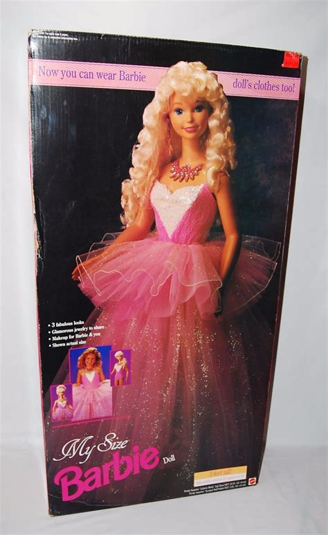 barbie much worth they were wanted young say