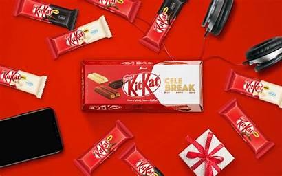 Kitkat Kat Kit Label Ingredients Cba Nestle