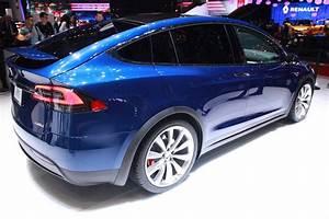 Tesla Model X Prix Ttc : tesla model x les tarifs du crossover lectrique d voil s ~ Medecine-chirurgie-esthetiques.com Avis de Voitures