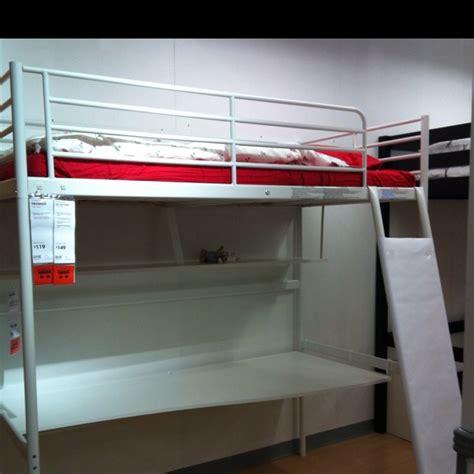 desk under bed ikea ikea tromso loft bed 119 desk 99 99 home other