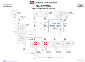 similiar 2016 ford 350 wiring drawings keywords 2015 upfitter wiring diagram help f250 ford truck enthusiasts forums
