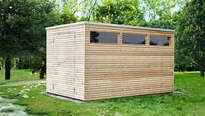 Gartenhaus Mit Flachdach : design gartenhaus holz l rchenholz mit flachdach gartenhaus pinterest gartenhaus holz ~ Frokenaadalensverden.com Haus und Dekorationen