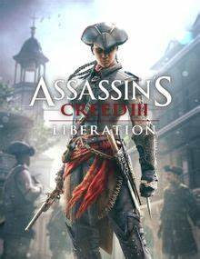 Assassin's Creed III: Liberation - Wikipedia