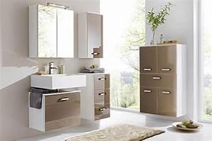 Meuble Rangement Salle De Bain : 5 astuces de rangement salle de bain ~ Edinachiropracticcenter.com Idées de Décoration