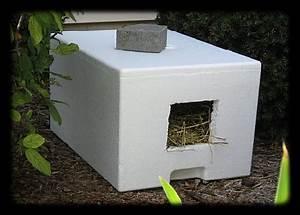 Cabane Pour Chat Exterieur Pas Cher : maison chat exterieur hiver ventana blog ~ Teatrodelosmanantiales.com Idées de Décoration