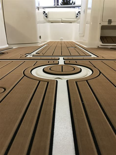 Hydrodeck Marine Flooring   On the Water Solutions