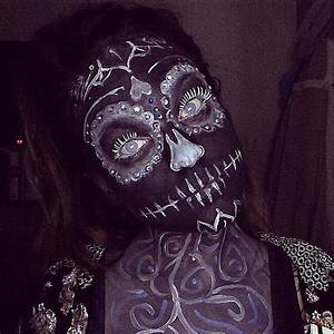 Day of The Dead Voodoo Sugarskull face paint by lgoresfx ...