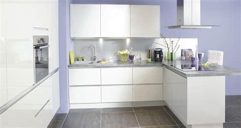 photos cuisine blanche davaus photos de cuisine moderne blanche avec des