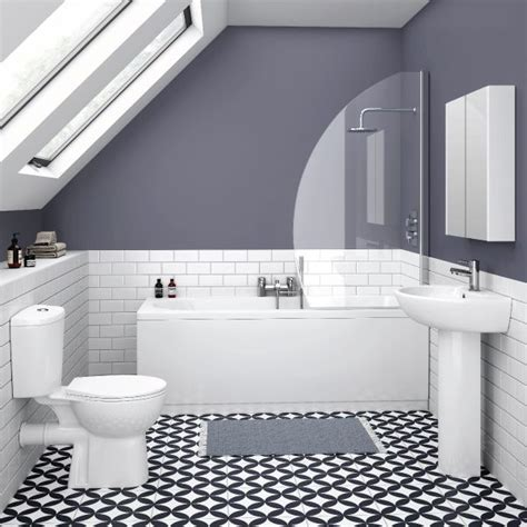 Metro Fliesen Bad by White And Grey Metro Tile Bathroom Search