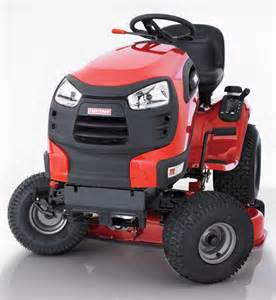 Craftsman Riding Lawn Mower Tractor