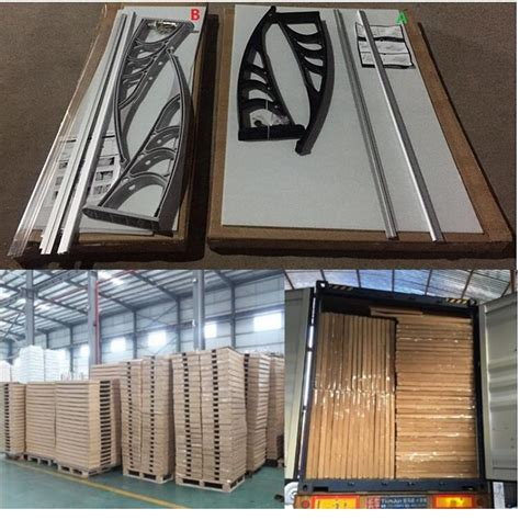 Diy Aluminum Or Plastic Awning Bracket Door Canopy For