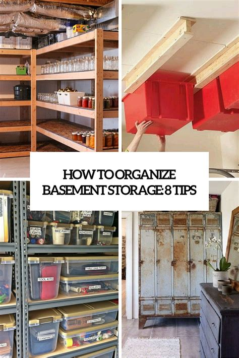 27 Basement Storage Ideas And 8 Organizing Tips  Digsdigs. Kitchen Floor Rugs Mats. Slate Backsplash Tiles For Kitchen. Kitchen Engineered Wood Flooring. Modern Kitchen Concrete Countertops. Kitchen Designs And Colors. Stainless Steel Kitchen Countertops. Faux Granite Kitchen Countertops. Dark Kitchen Cabinets With Light Countertops