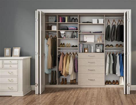 Closet La by Reach In Closet Ideas By California Closets