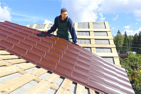 tile roof cost evaluating roof costs are metal roofs a cost effective