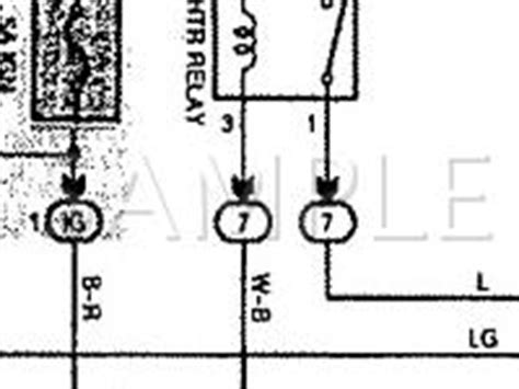 1998 Toyotum Avalon Wiring Diagram by Repair Diagrams For 1998 Toyota Avalon Engine