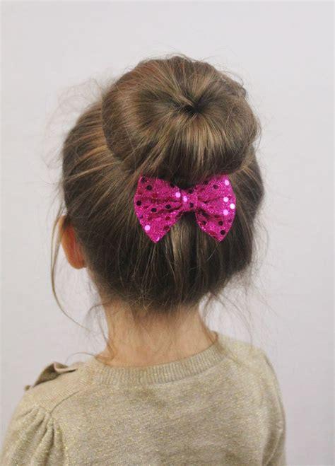 Hairstyles For Kid by Sock Bun Tutorial Hair Easy