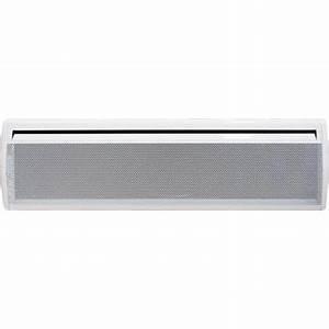 Radiateur à Rayonnement : radiateur lectrique rayonnement concorde silhouette ii ~ Melissatoandfro.com Idées de Décoration
