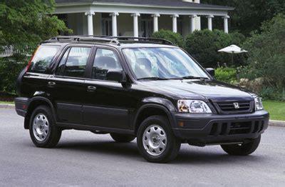 how things work cars 2000 honda cr v engine control 2000 honda cr v review