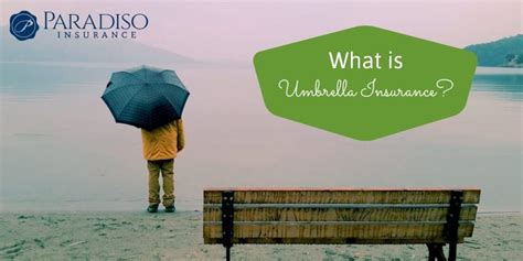 Typically, an umbrella policy covers bodily injury, personal injury, property damage, and personal liability claims. What is Umbrella Insurance?   Paradiso Insurance