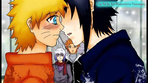 Sasuke X Naruto Fanfiction