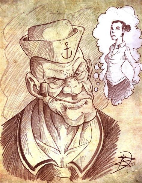Popeye By Chivohit On Deviantart