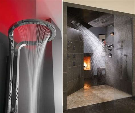 cool shower 5 truly cool shower head designs to update your bathroom