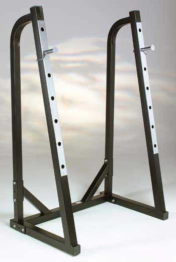marcy sr squat rack