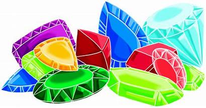 Clipart Gems Gem Pile Gemstone Colorful Transparent