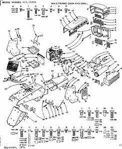 Craftsman Sears Ss Parts