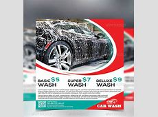 Car Wash Flyer Templates 10+ Download Documents in PSD , PDF