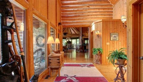 why decorating a log home is such a challenge everything