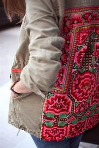 Diy, Embroidered, Jacket