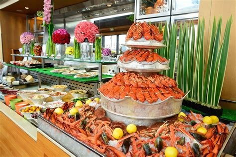 buffet de cuisine fly seafood menus to try in hong kong this summer harbourside