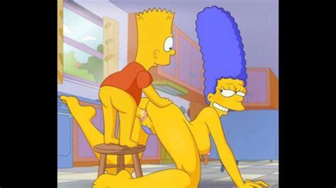 Simpsons Porn 1 Bart Fuck Marge Cartoon Porn Hd