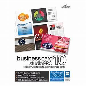 summitsoft business card studio pro 10 traditional disc by With summitsoft business card studio