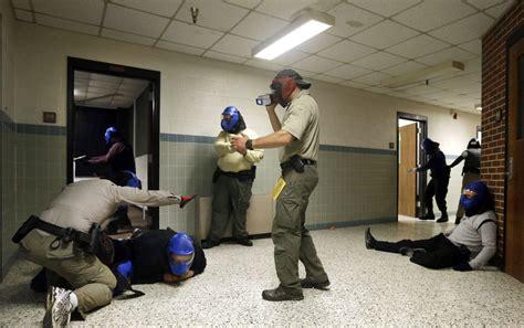 fbi works  train police  mass killing response  blade