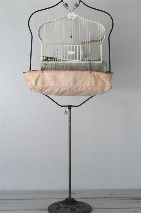 antique bird cage stand antique bird cages for sale with stand