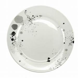 Assiette Originale Moderne : assiette plate moderne ~ Teatrodelosmanantiales.com Idées de Décoration