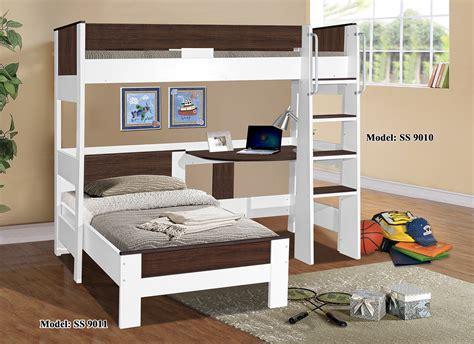 bunk beds denver single loft bunk 9010 9011