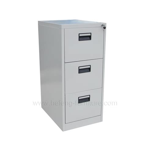 three drawer file cabinet 3 drawer document cabinet luoyang hefeng furniture