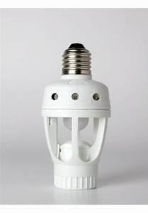 Ampoule Détecteur De Présence : support ampoule e27 detection de presence achat nature ~ Edinachiropracticcenter.com Idées de Décoration