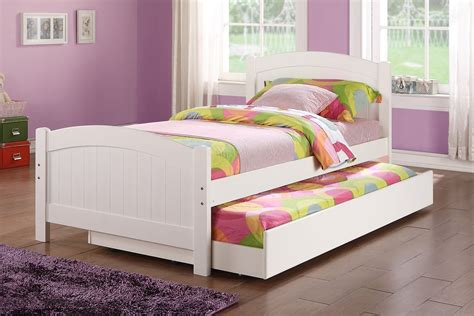 Bed With Pull Out Bed Underneath by Bed With Pull Out Slide Out Trundle Bed Underneath