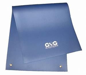 Tapis De Sol Sport : natte de gym tapis de protection sarneige confort s gvg ~ Nature-et-papiers.com Idées de Décoration